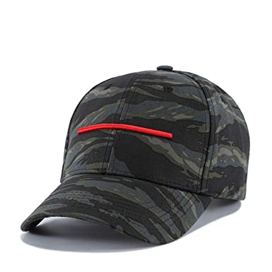 TokLask WUKE New Army Style Outdoor Camouflage Cap Mens Gorras Militares Hombre Women Adjustable Sports Baseball Caps at Amazon Mens Clothing store: