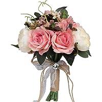 Famibay Rose Fake Flower …