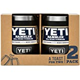 Amazon.com: YETI Rambler 14 oz Stainless Steel Vacuum ...