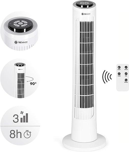 Turmventilator Tower-Ventilator Standventilator Säulenventilator Fan Ventilator
