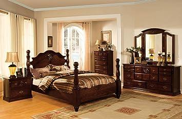 Bedroom Furniture Sets Ideas For Large Rooms Queen Dark ...
