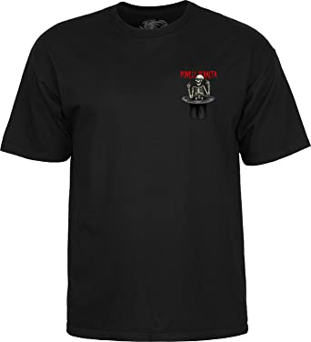 T Shirt Men Powell Peralta Blair Magician T Shirt Amazon Co Uk