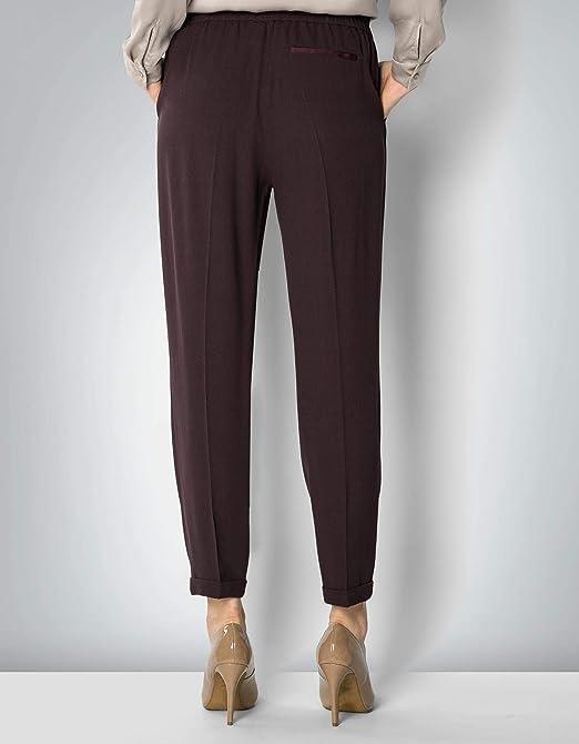 cc995a2b1d6ccc Joop! Damen Hose Viskose Pant Unifarben, Größe: 40, Farbe: Violett:  Amazon.de: Bekleidung