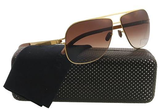 Amazon.com: Mykita – Gafas de sol Mi Rolf Oro 008 myrolf ...