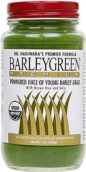 YH International Premium Dr. Hagiwara's Organic Barley Grass