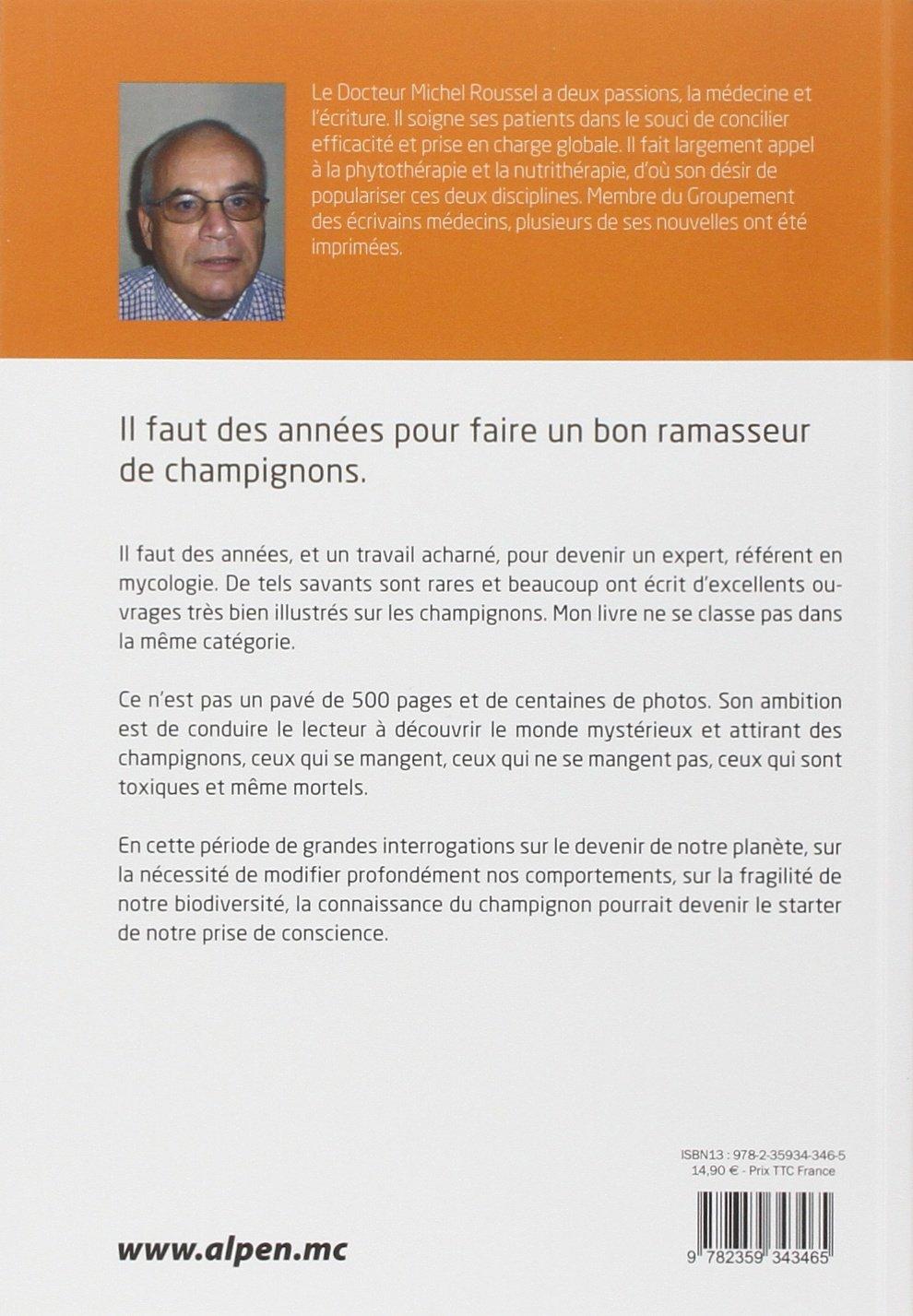 Amazon.fr - Les Secrets santé des champignons - Michel Roussel - Livres 841dc14e4f7