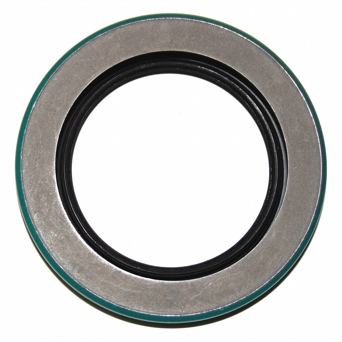 Dual Lip Rotary Shaft Seal with 1-1/2'' Inside Dia. and 2-7/16'' Outside Dia.