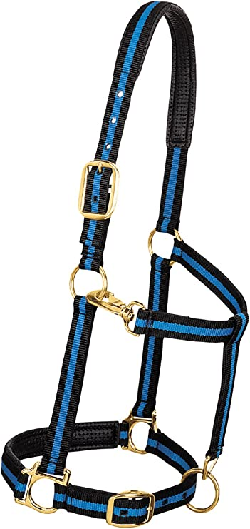 Weaver Leather Nylon Tribal Adjustable Horse Halter