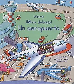 ¡Mira debajo! Un aeropuerto