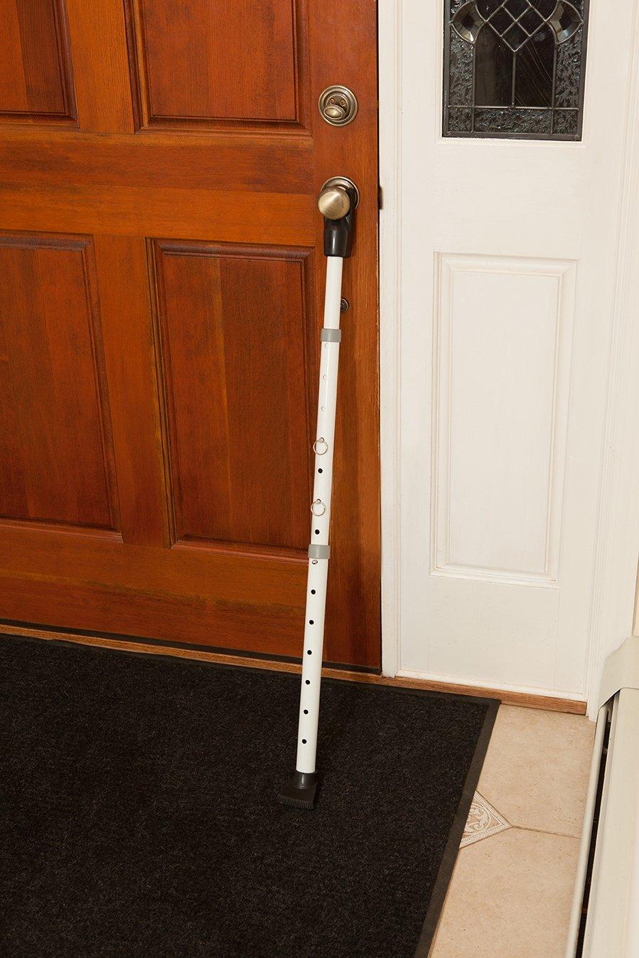 Mace Brand 80116 Jammer Home Security Door Brace by Mace (Image #3)