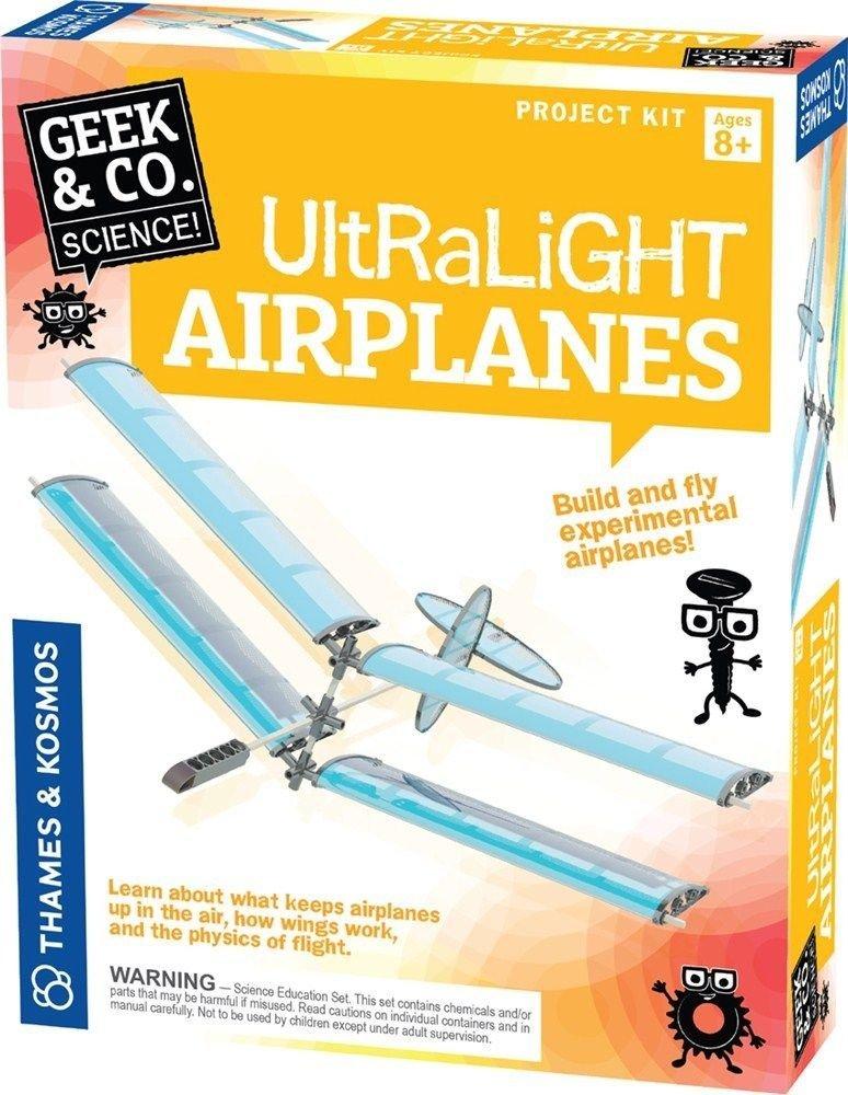 Thames /& Kosmos Ultralight Airplanes 550014