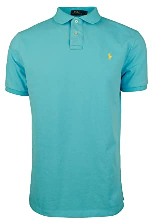 a97ee62c Polo Ralph Lauren Mens Classic Fit Short Sleeve Polo Shirt at Amazon Men's  Clothing store: