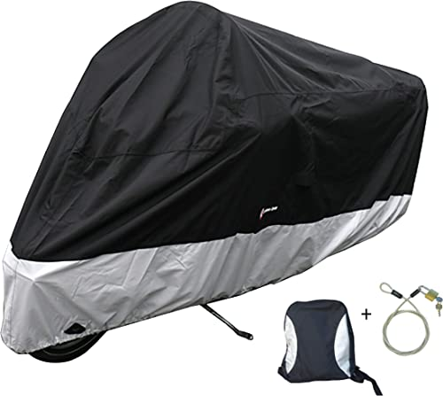 Formosa Covers Premium Heavy Duty Motorcycle Cover XXL