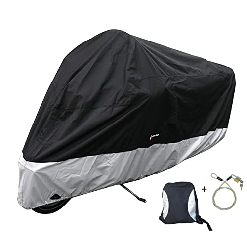 Formosa Covers Premium Heavy Duty Motorcycle Cover (Xxl)