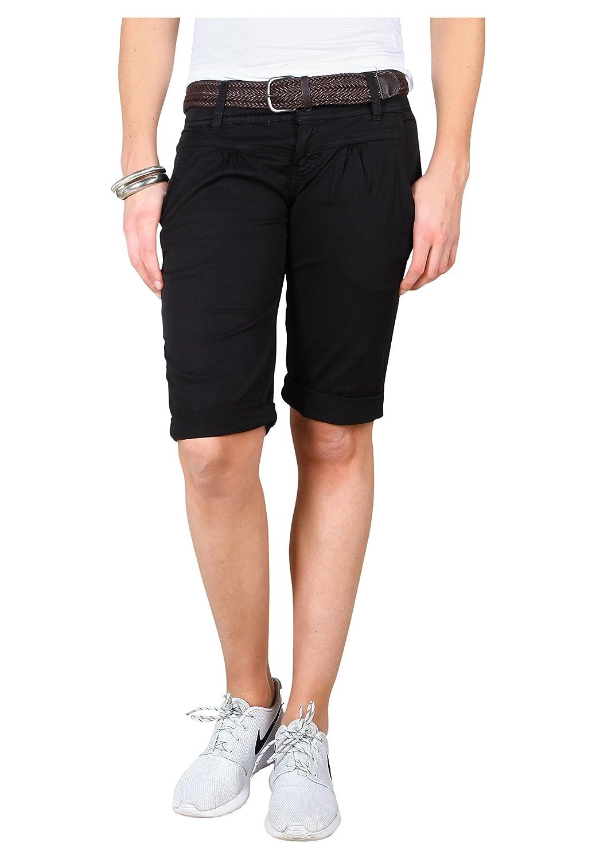 Fresh Made Pantalons dété Bermudas Les Femmes  0564fed5cf3