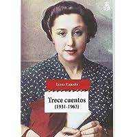 Trece cuentos (1931-1963), Colección Sensibles a las Letras