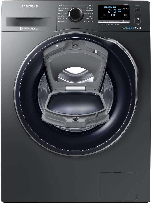 Lavadora Samsung WW90K6410QX Samsung WW90K6410QX 9 kg AddWash ...