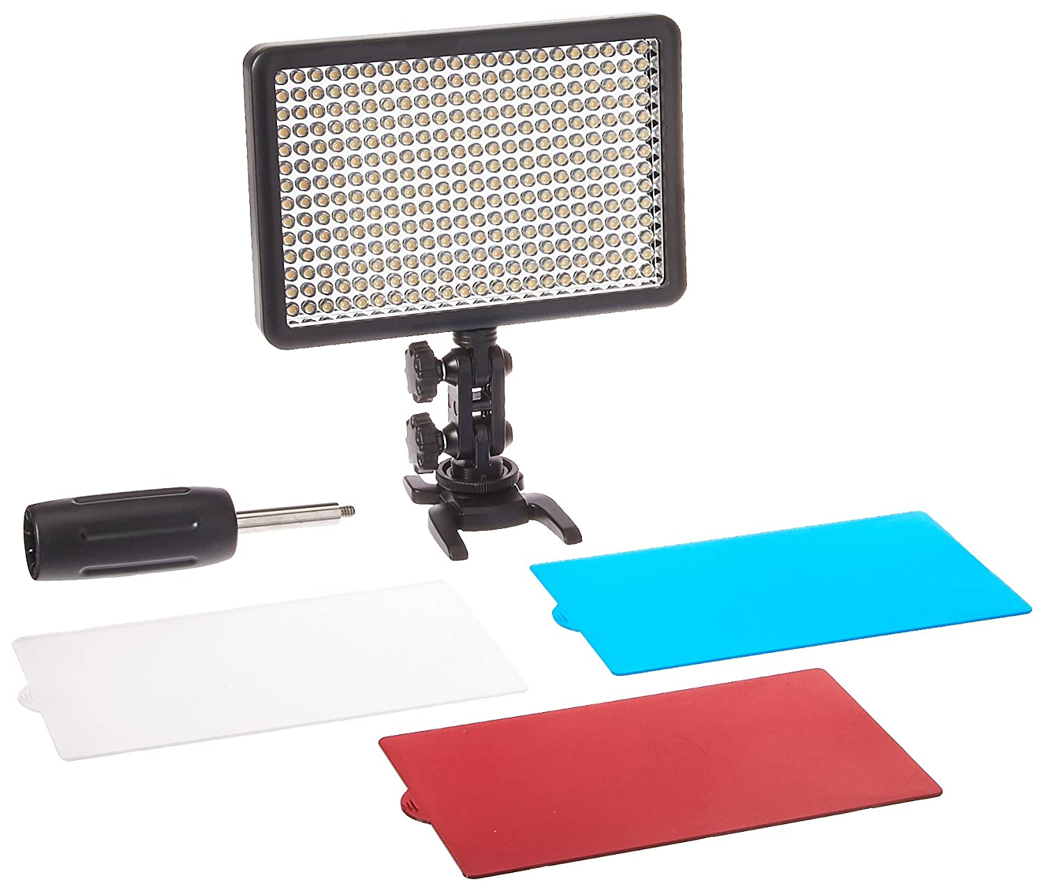 Bestlight® Photo Studio LED308C 308PCS LED Ultra High Power Dimmable Video Light with Built-in LCD Panel Neewer 10083183