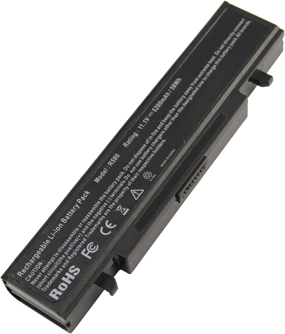 Futurebatt Laptop Battery AA-PB9NC6B for Samsung R420 R430 R468 R470 R480 RV510 RV511 RC512 R519 R520 R530 R540 R580 R718 R730 R780 RV408 RF510 Q320 Q430