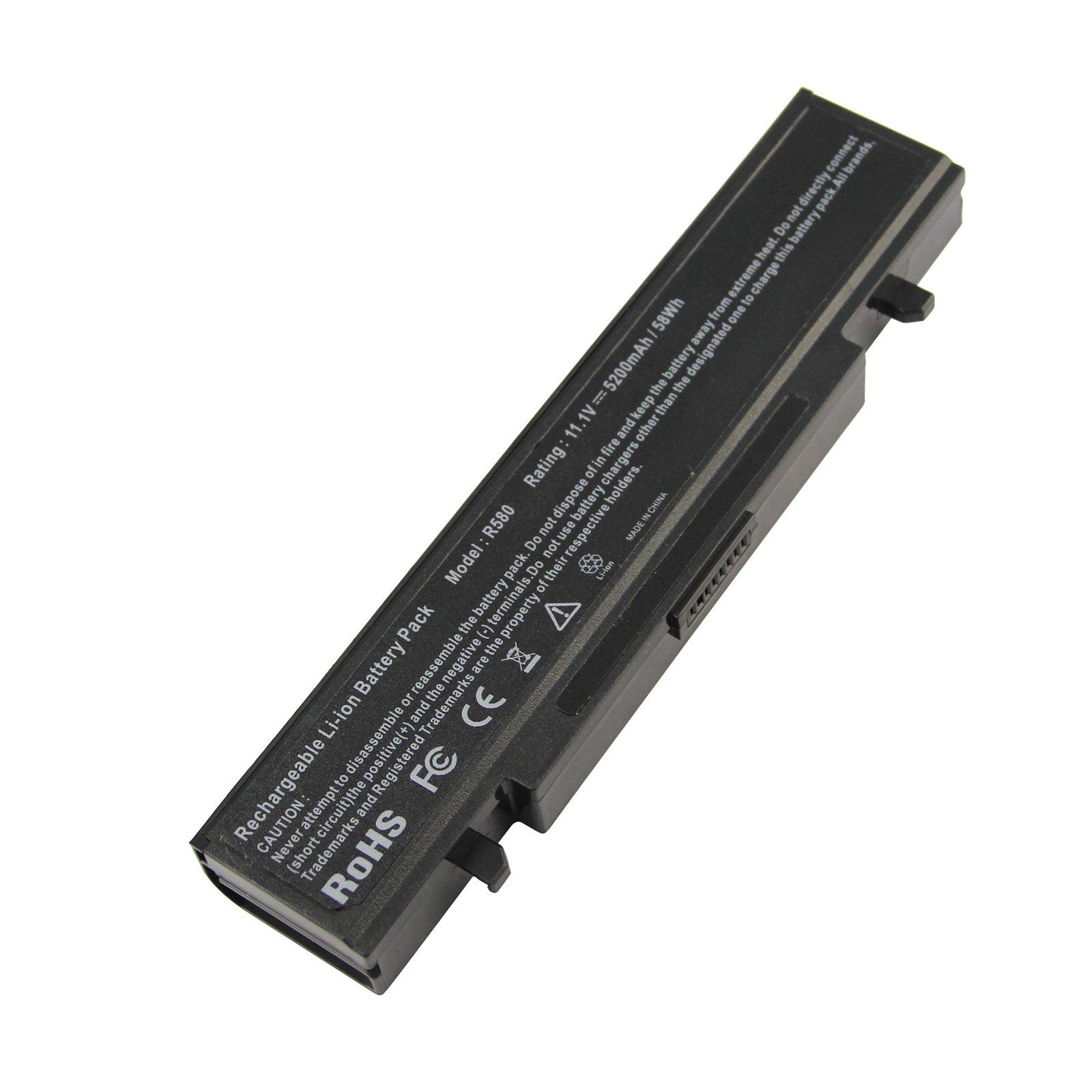 Bateria para Samsung R439 R440 R470 R478 R522 R530 R538 R540 R580 R730 R780 Q318 Q430 RF510 RV510 RV511 AA-PB9NC6B AA-PB