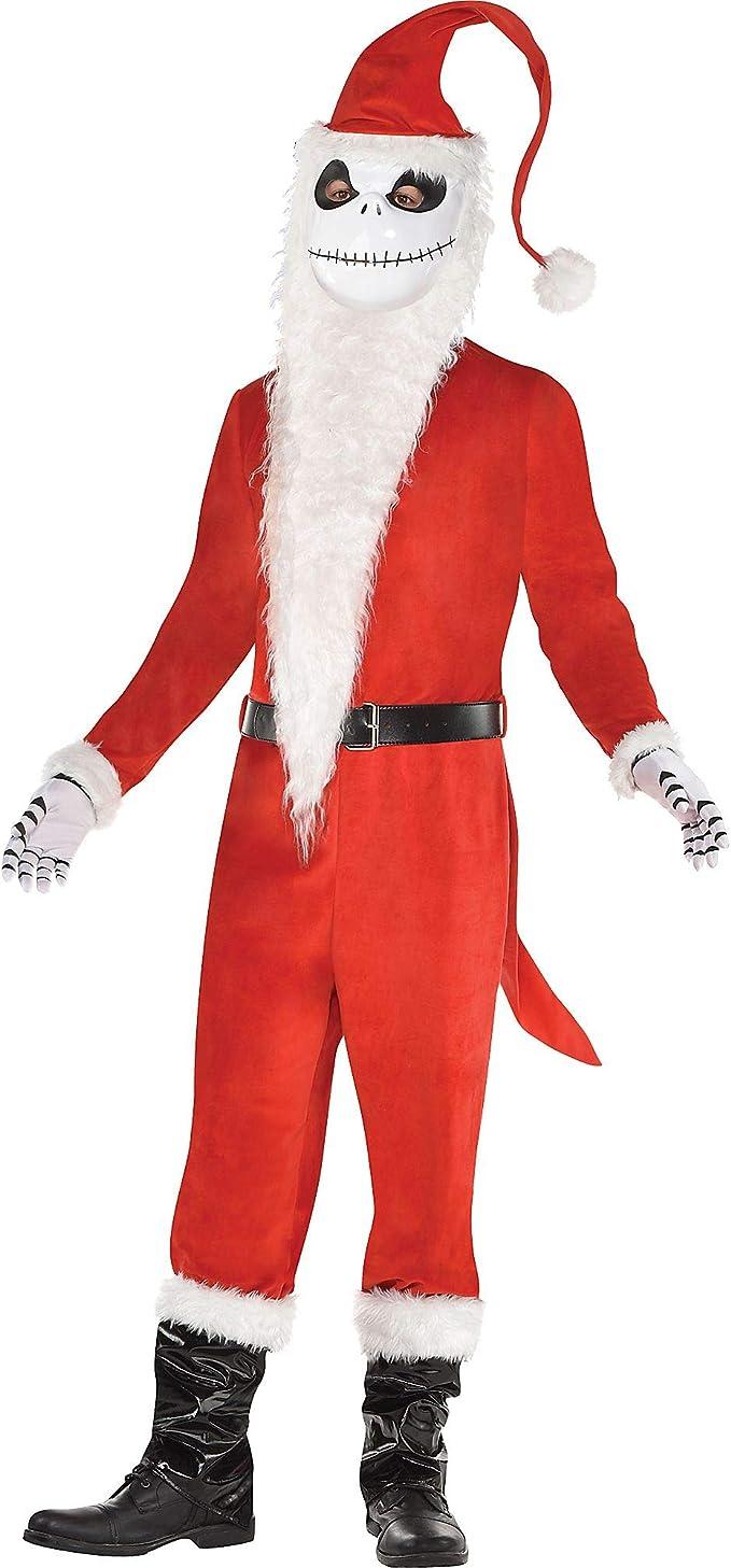 Amazon.com: Disfraz de Pesadilla antes de Navidad con garras ...
