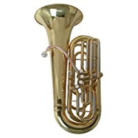 Roy Benson MOD.TB-312B BB Front Action Tuba with Gig Bag