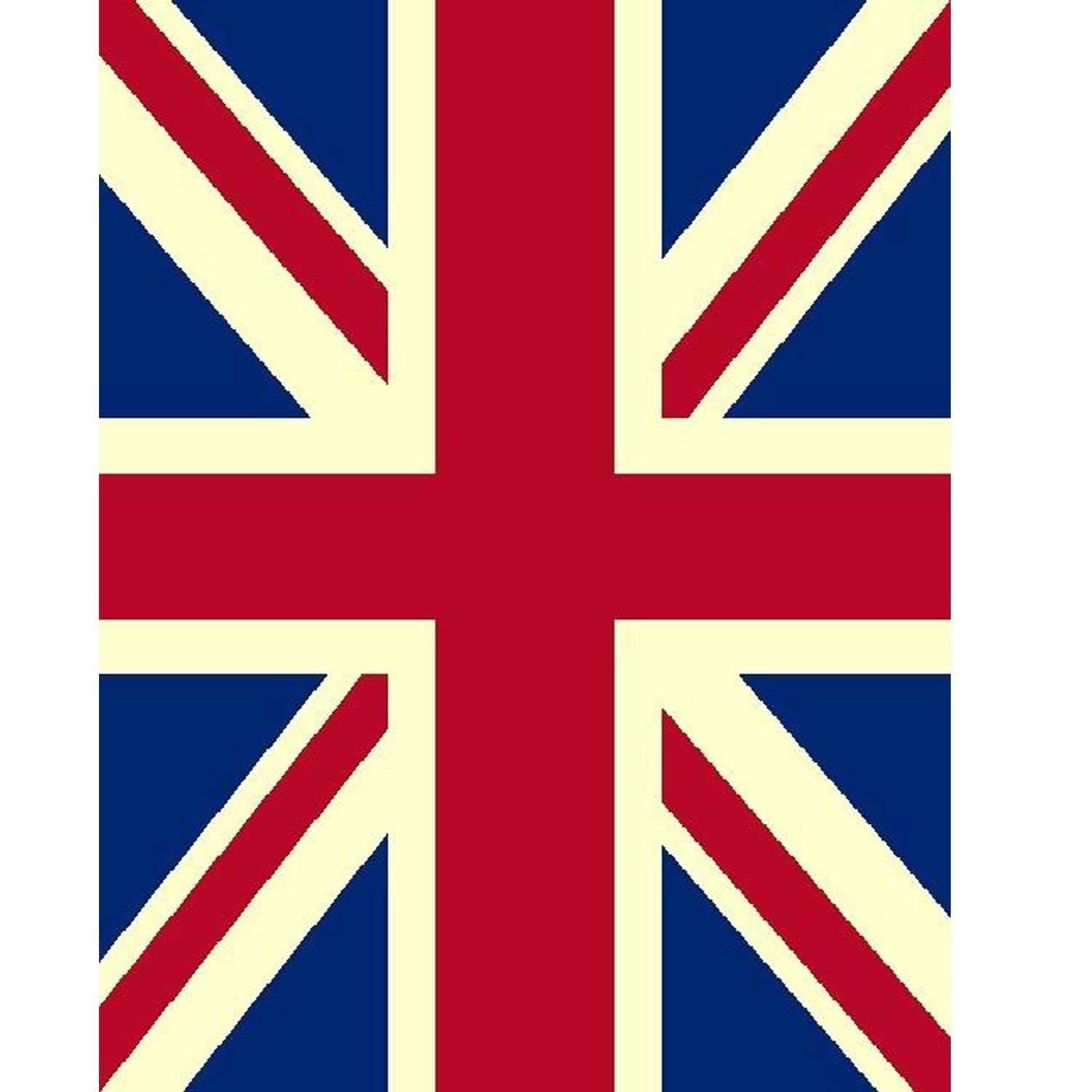 amazon com large traditional british flag style carpet