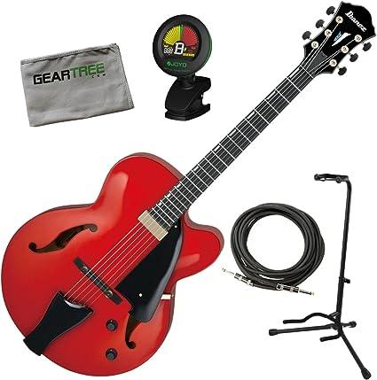 Ibanez afc151srr AFC contemporáneo Archtop guitarra eléctrica ...