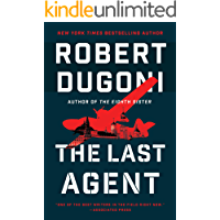 The Last Agent (Charles Jenkins Book 2)