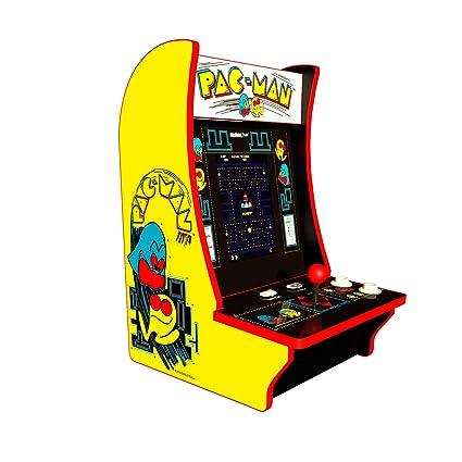 Wondrous Arcade 1Up Pacman Countercade Tabletop Design Download Free Architecture Designs Itiscsunscenecom