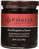 Fran's Pure Raspberry Sauce, 10 oz. Jar