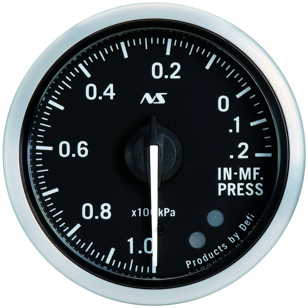 日本精機 Defi メーター Defi-Link Meter ADVANCE RS 52Φ インテークマニホールドプレッシャー計 DF13601 B00EWIY9YY