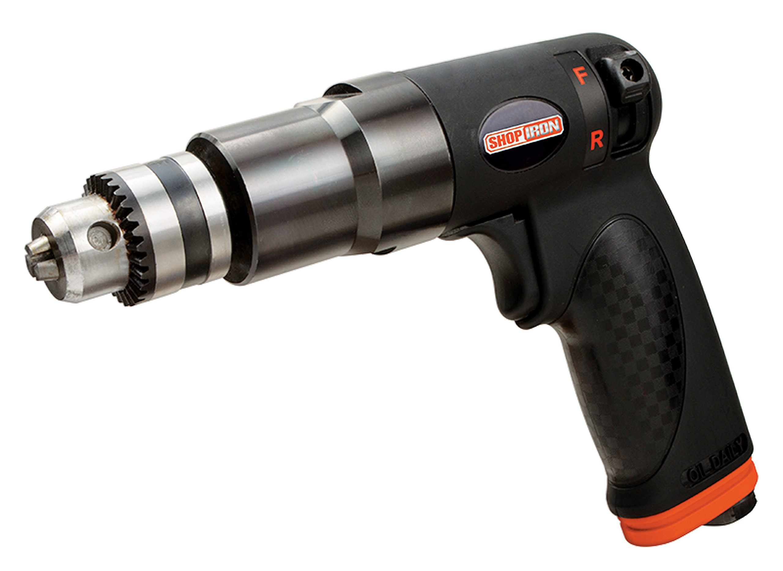 Titan Tools 19733 1/4'' Mini Reversible Air Drill