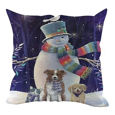 Amazon.com: Unionm 9 # Fundas de almohada de decoración ...