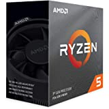 AMD Ryzen 5 3600 6-Core, 12-Thread Unlocked...