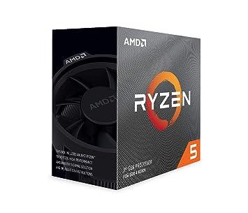 AMD Ryzen 5 3600 Processor (6C/12T, 35MB Cache, 4 2 GHz Max Boost)