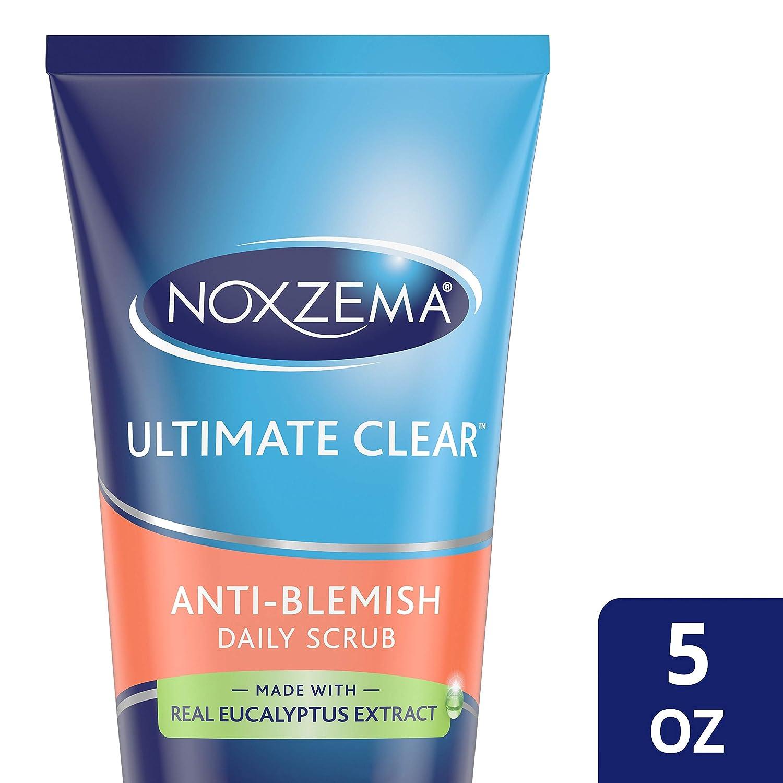 How To Use Noxzema >> Noxzema Face Scrub Anti Blemish 5 Oz