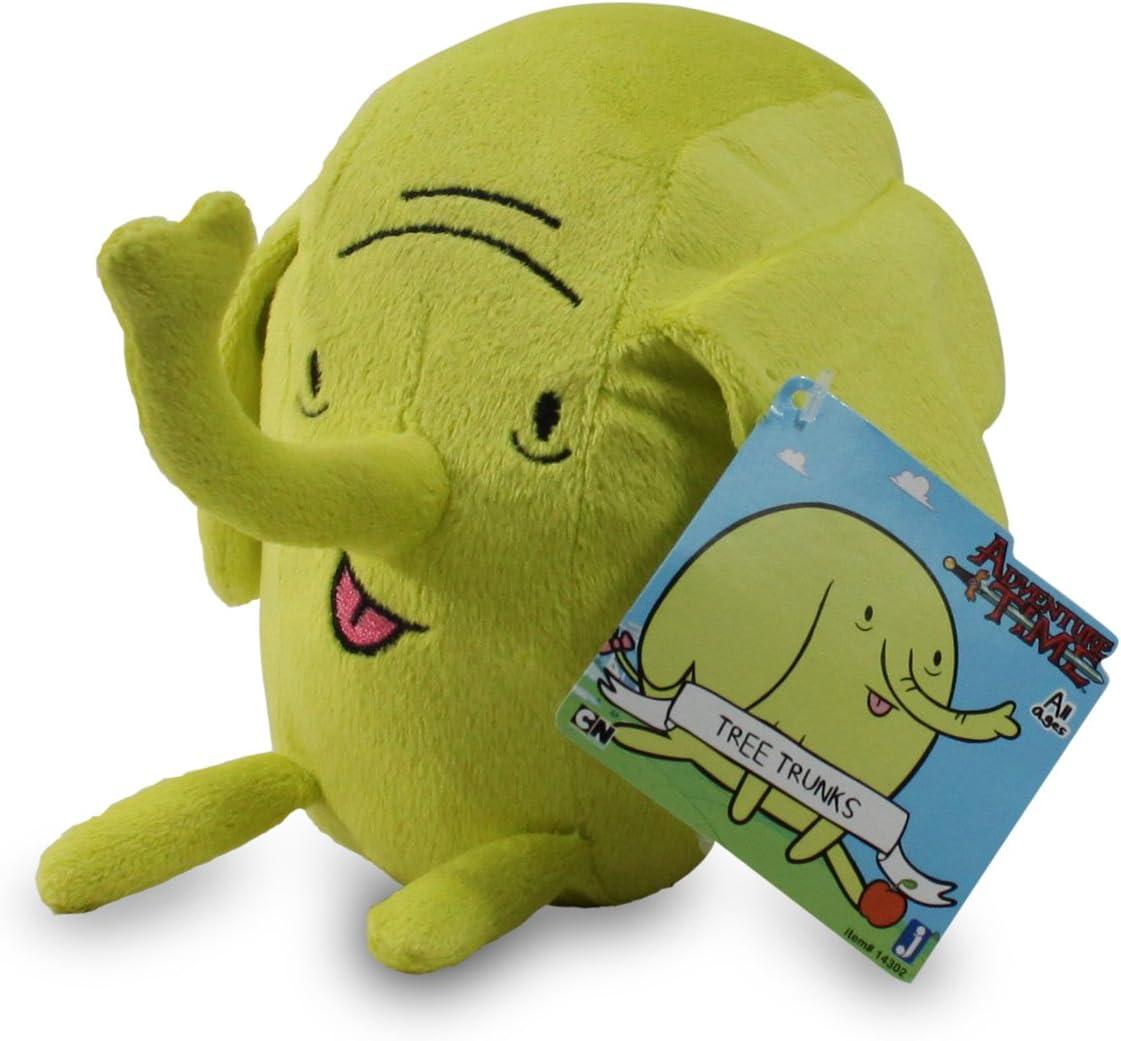 Amazon Com Jazwares Adventure Time Tree Trunks 6 Plush Toys Games