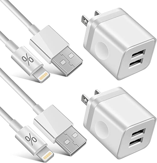 MFi Certified 10FT iPhone 12 Fast Charger 11//XS//XR//X//8//Plus Airpods iPad LUOSIKE 20W USB C Charger Block PD Wall Plug with 10Foot Long USB-C to Lightnings Cable for iPhone 12 //Pro Max//Mini