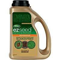 Deals on Scotts EZ Seed Bermudagrass 3.75 lb Combination Mulch