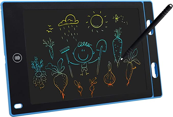 Lcd Schreibtafel 21 6 Cm 30 5 Cm Buntes Doodle Board Elektronik