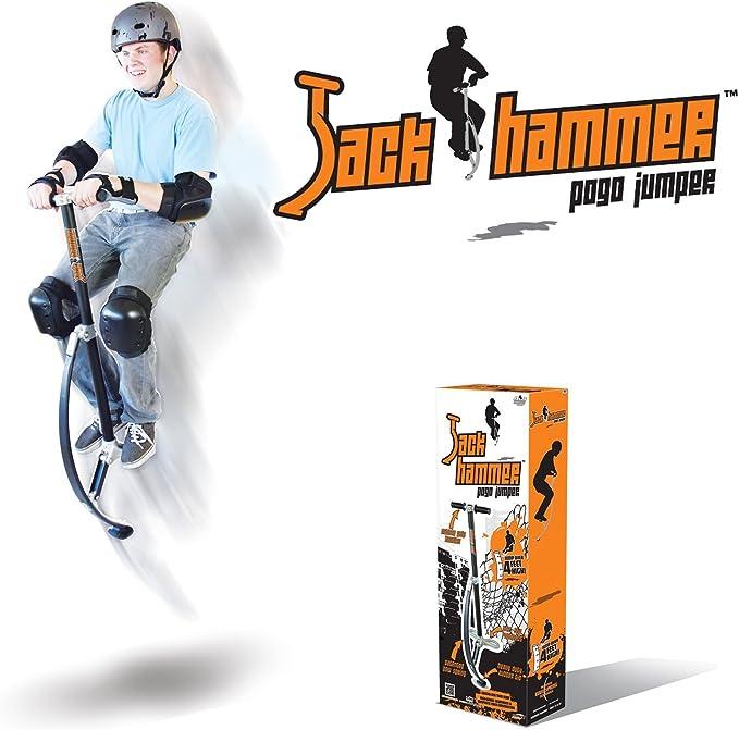 VIFER Jackhammer Jump Stick Jackhammer Pogo Jumper Sports Educational Toys For Children 1PC