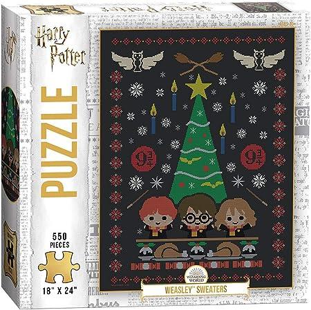 USAopoly- Puzzle Harry Potter, Multicolor (PZ010-685)