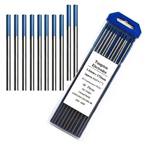 Amazon.com: Soldadura TIG Electrodos de tungsteno 2 ...