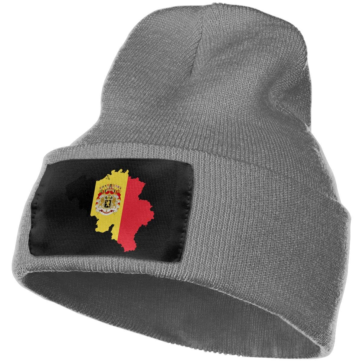 SLADDD1 Belgium Warm Winter Hat Knit Beanie Skull Cap Cuff Beanie Hat Winter Hats for Men /& Women