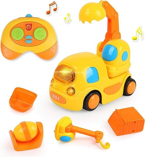 Lbla Spielzeug 2 Jährige Jungen Ferngesteuertes Auto Ab 2 Jahren Spielzeug 3 Jahren Jungen Kleinkind Spielzeug Geschenke Spielzeug