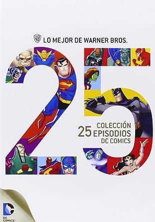Lo Mejor De La Animación WB: DC Cómics (44 Episodios) (Import Movie