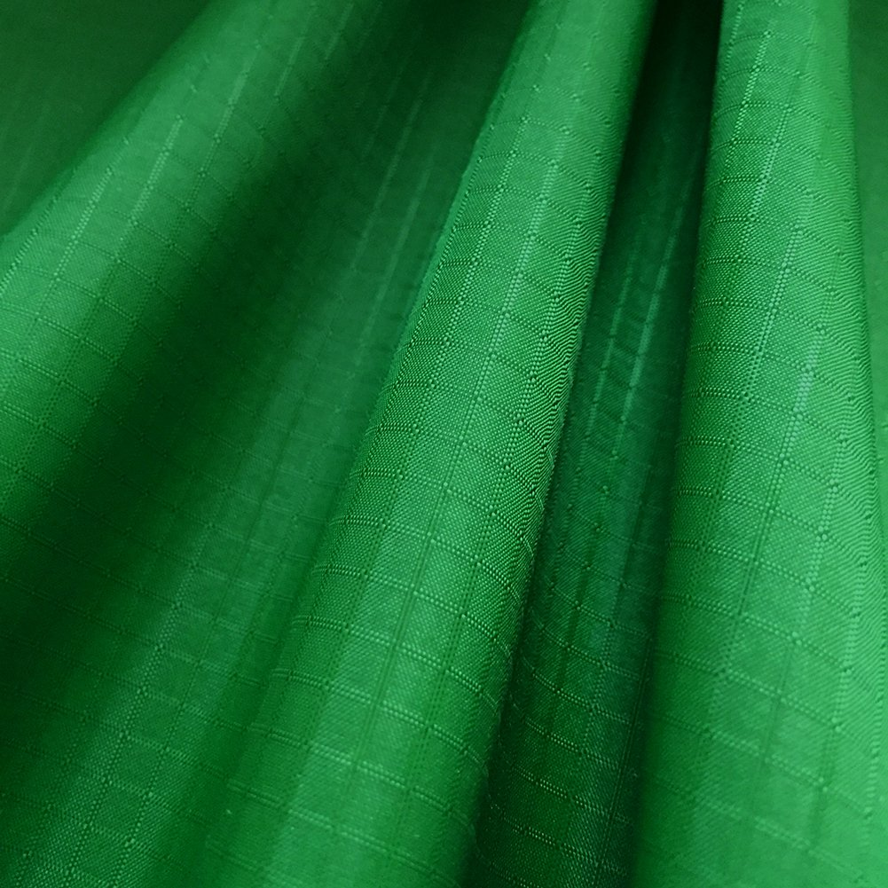 No.12 Dark Green 152x273cm emma kites Ripstop Nylon Fabric 48g (Sq M) of Water Repellent Dustproof Airtight PU Coating  Excellent Fabric for Kites Inflatable Skydancer Flag Tarp Cover Tent Stuff Sack