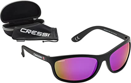 Cressi Rocker Floating Sunglasses Gafas de Sol, Unisex Adulto