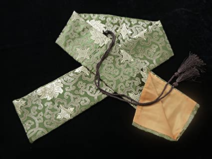 Amazon.com: Chino espada cuchillo de bolsa bolsa bolsa de ...
